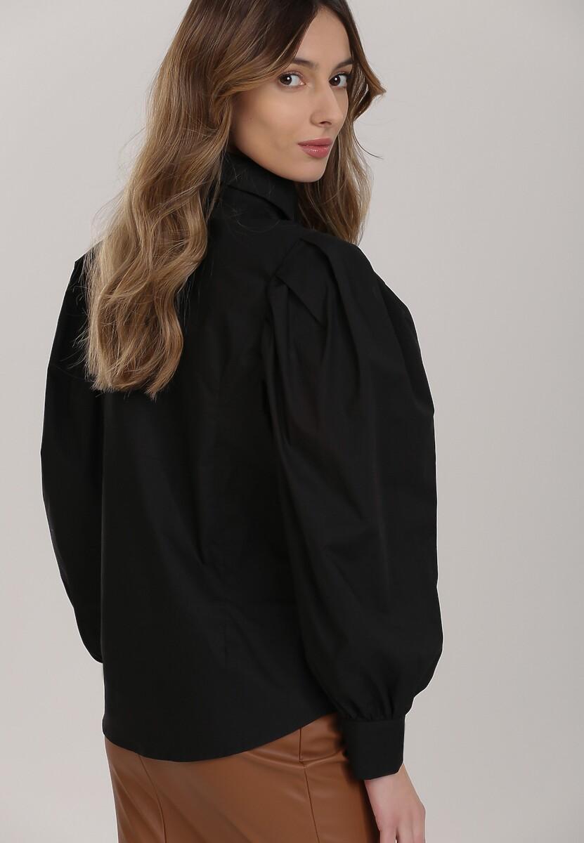 Czarna Koszula Nemenrane