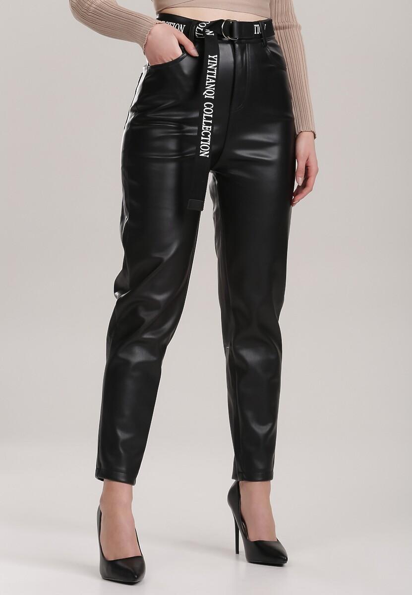 Czarne Spodnie Vivily