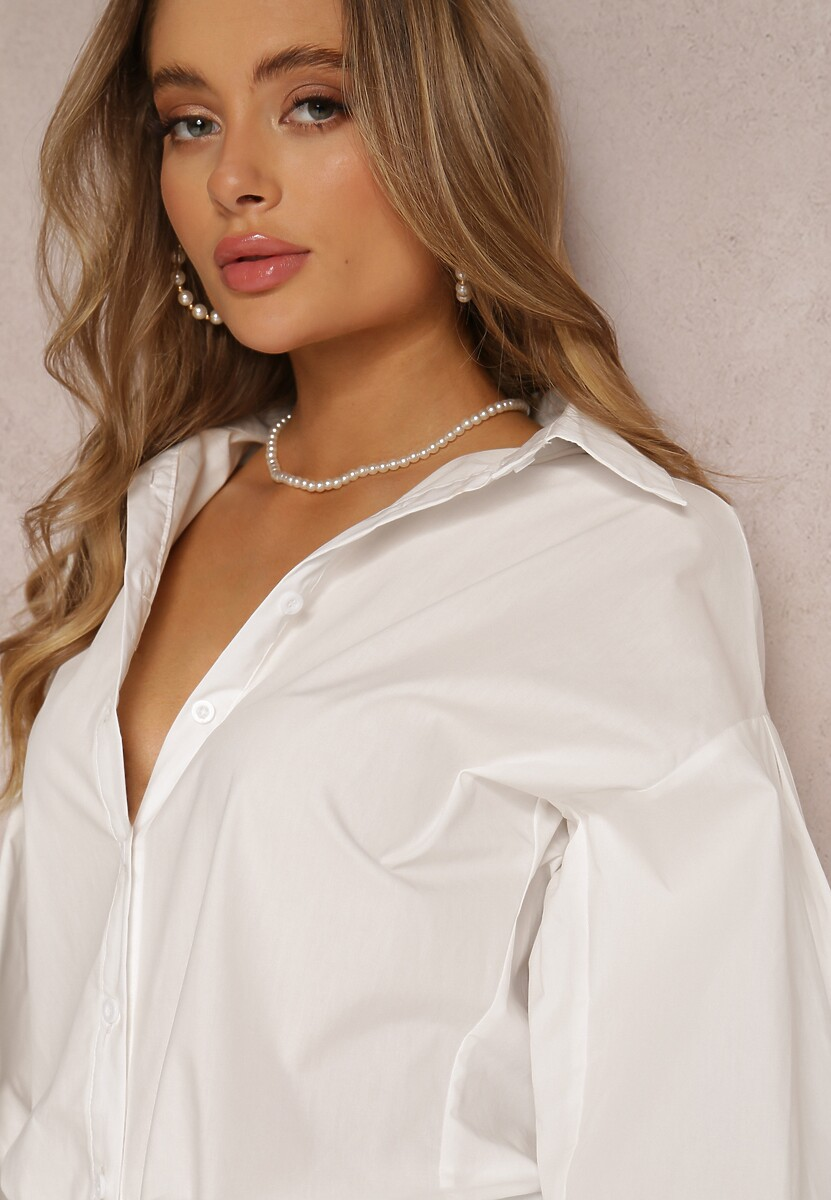 Biała Koszula Aquida