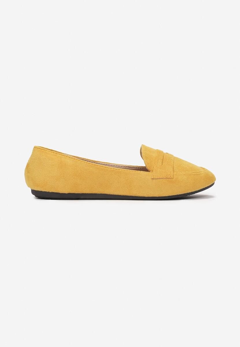 Żółte Mokasyny Larailia
