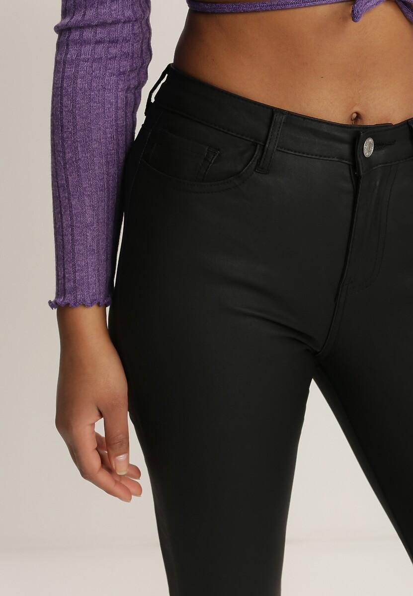 Czarne Spodnie Raemora