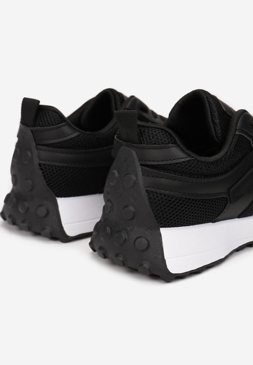 Czarne Buty Sportowe Fisendri