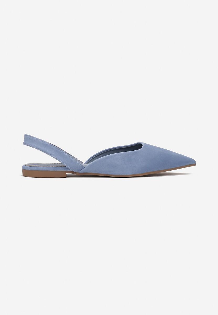 Niebieskie Sandały Bathais