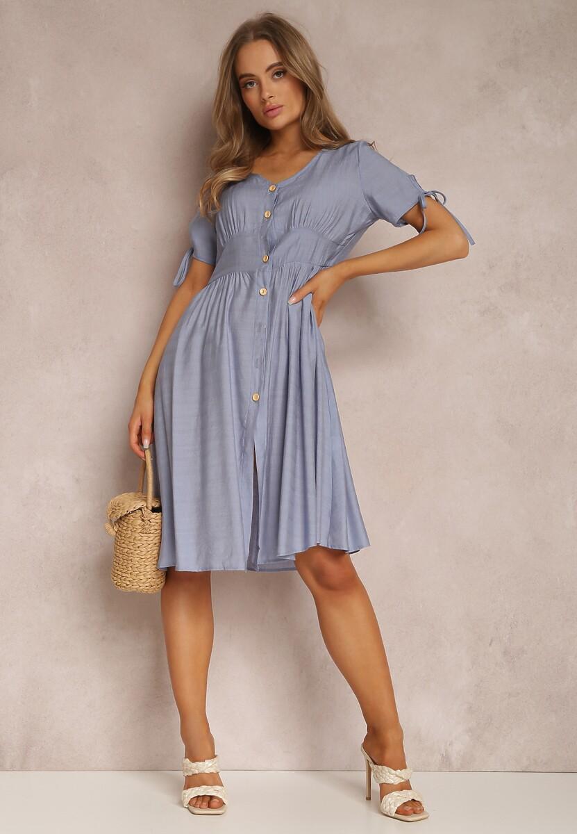 Jakie Buty Pasuja Do Niebieskiej Sukienki Blog Renee
