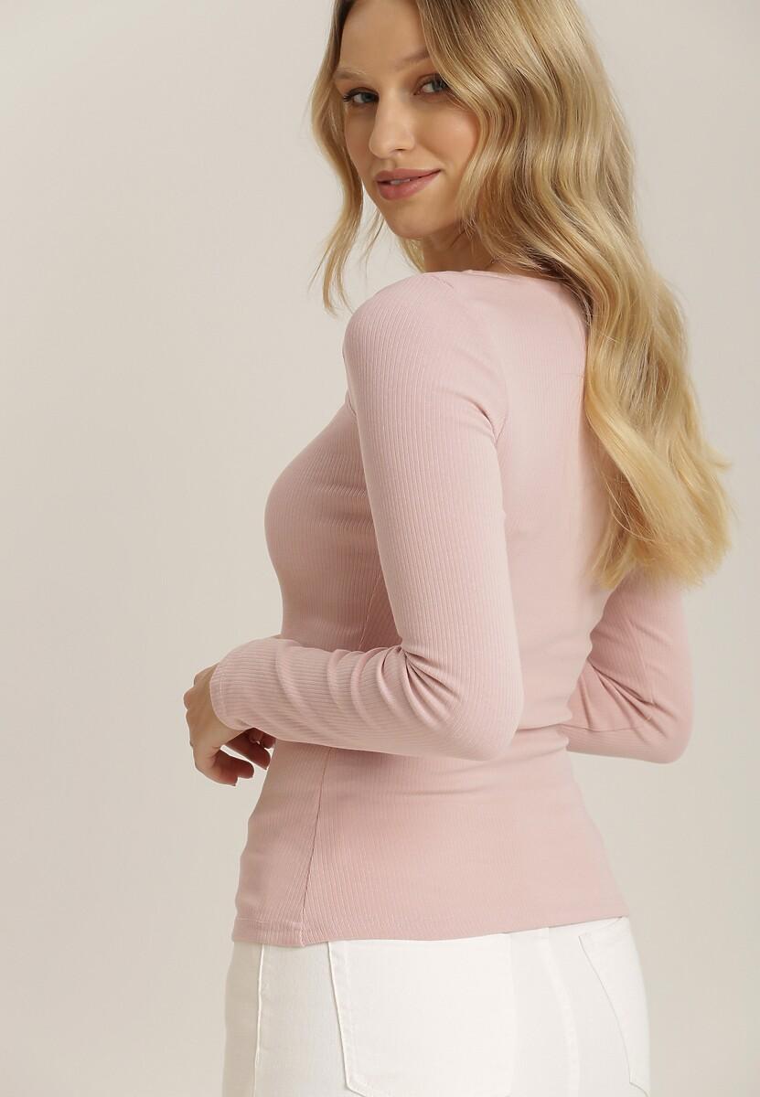 Różowa Bluzka Evasiphe