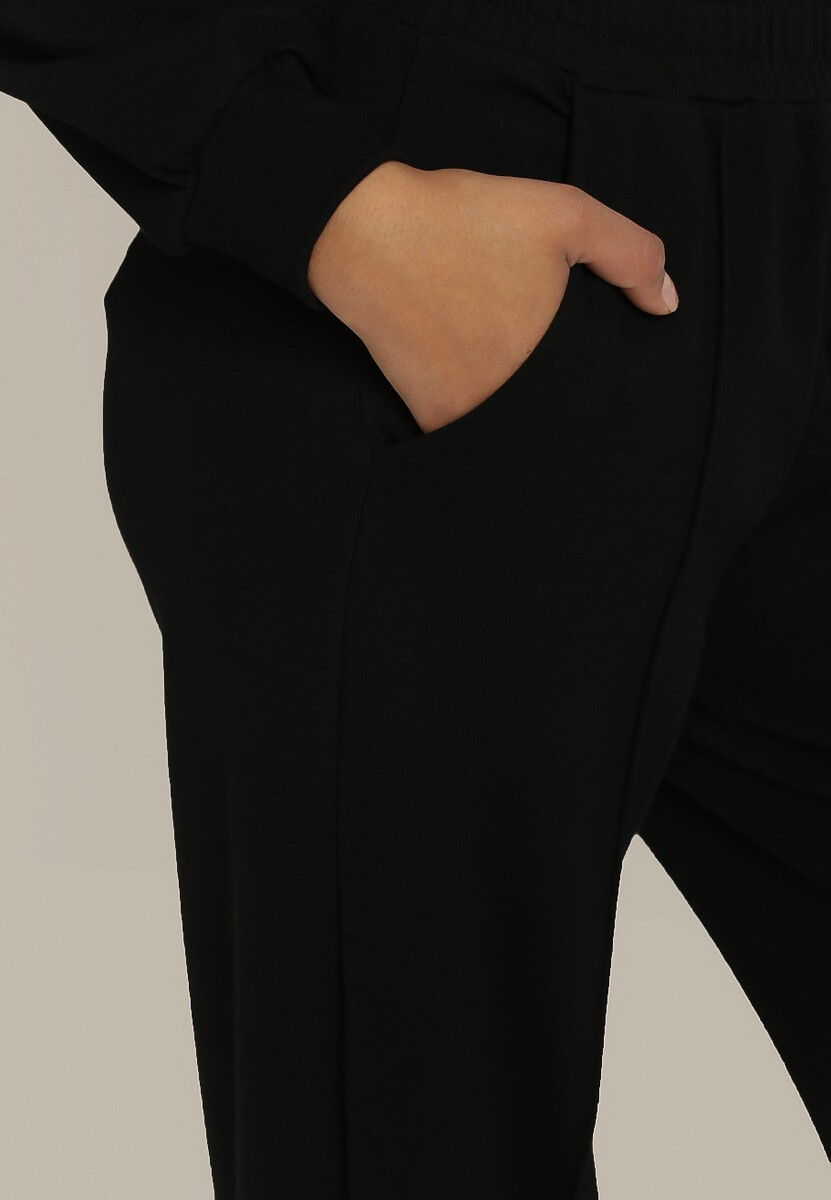 Czarne Spodnie Lamiriye
