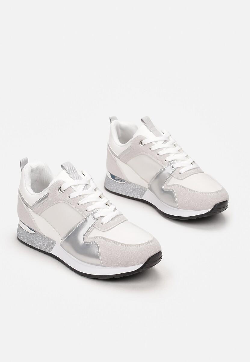 Białe Sneakersy Seren