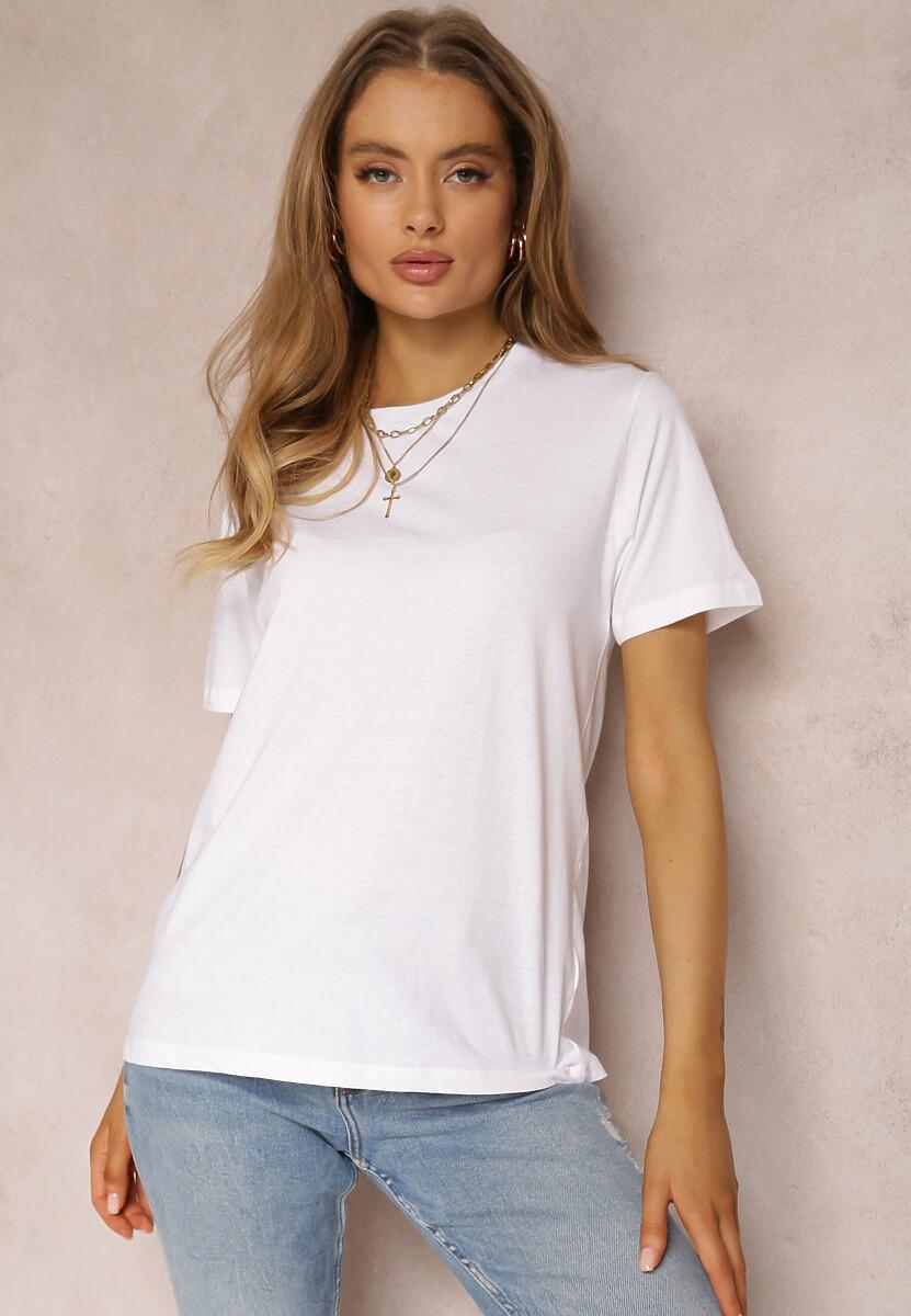 Biały T-shirt Errona