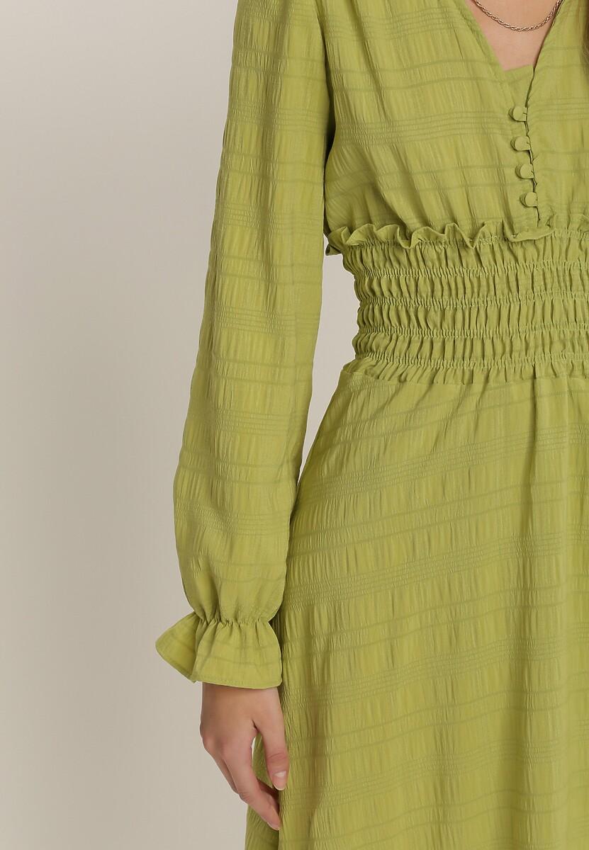 Jasnozielona Sukienka Glynynore