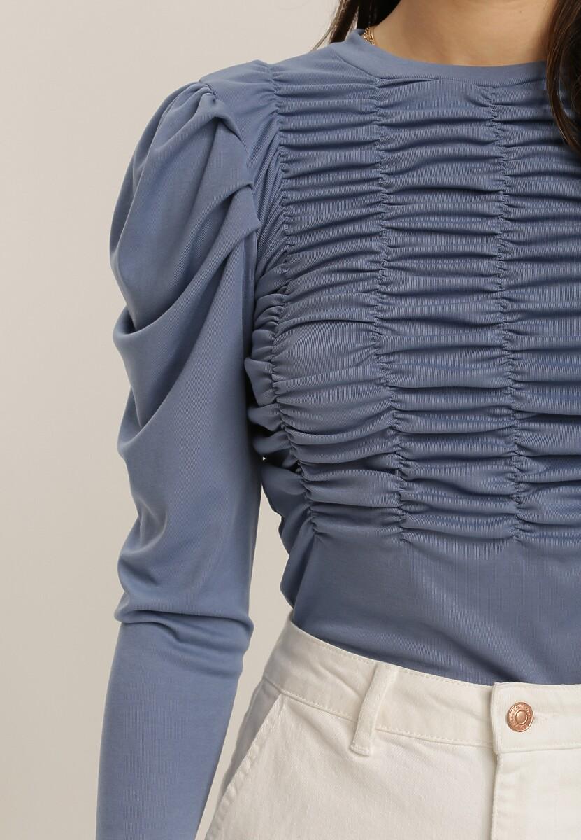 Niebieska Bluzka Keygeiros