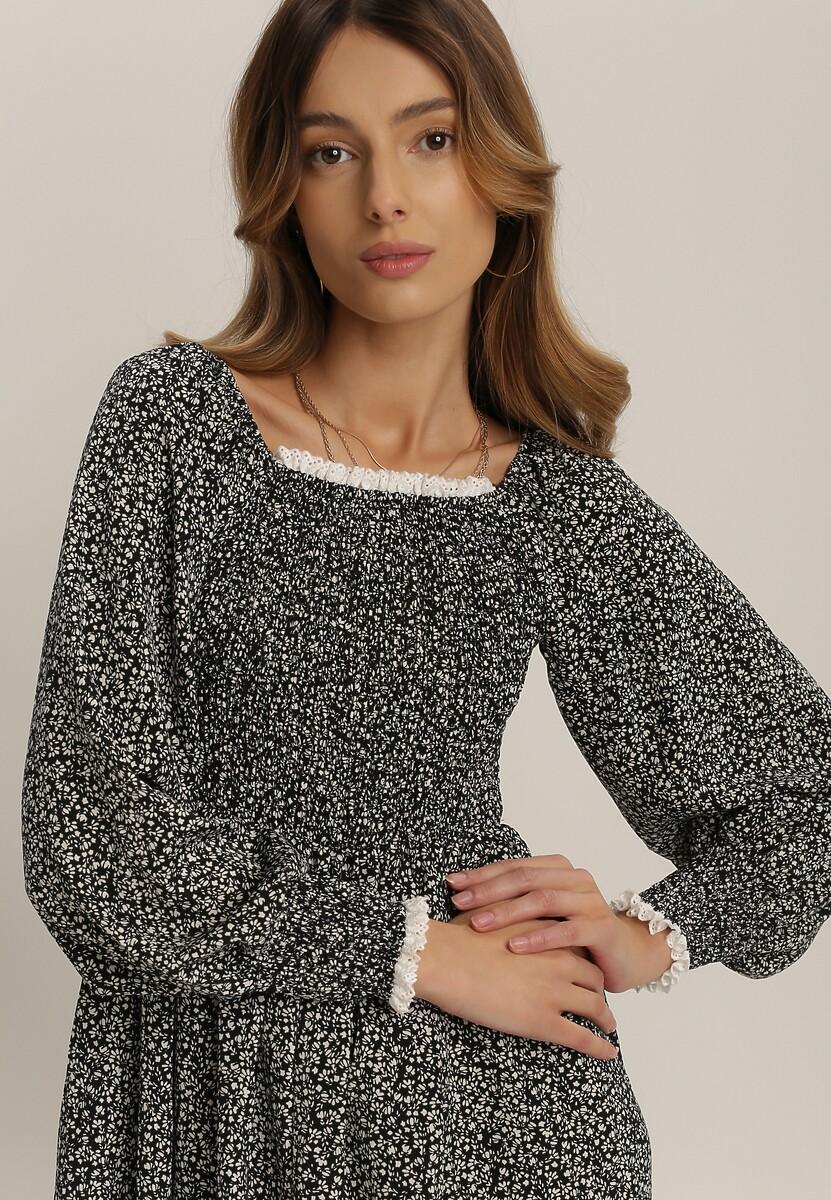 Czarna Sukienka Elthyra