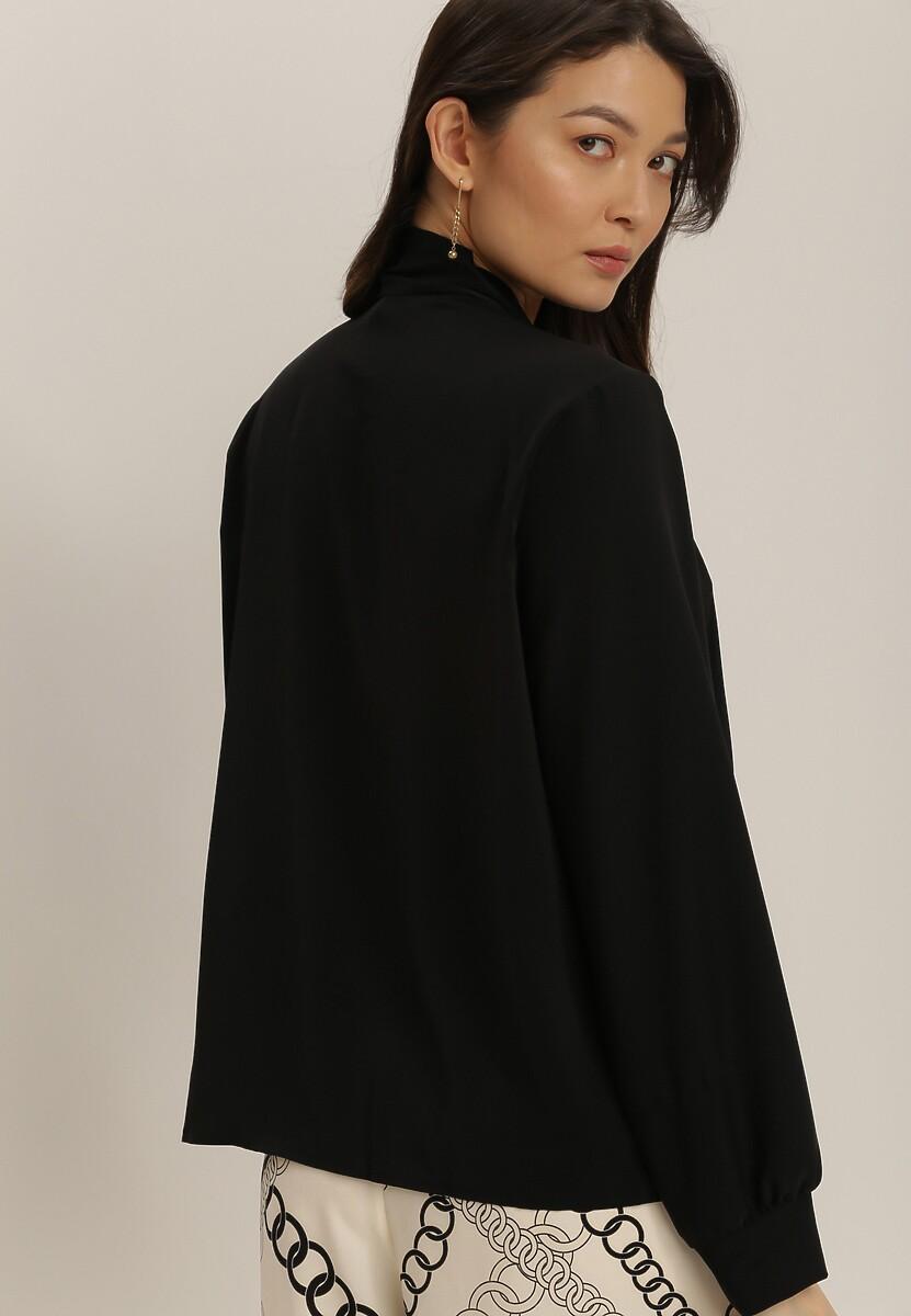 Czarna Bluzka Kalicine