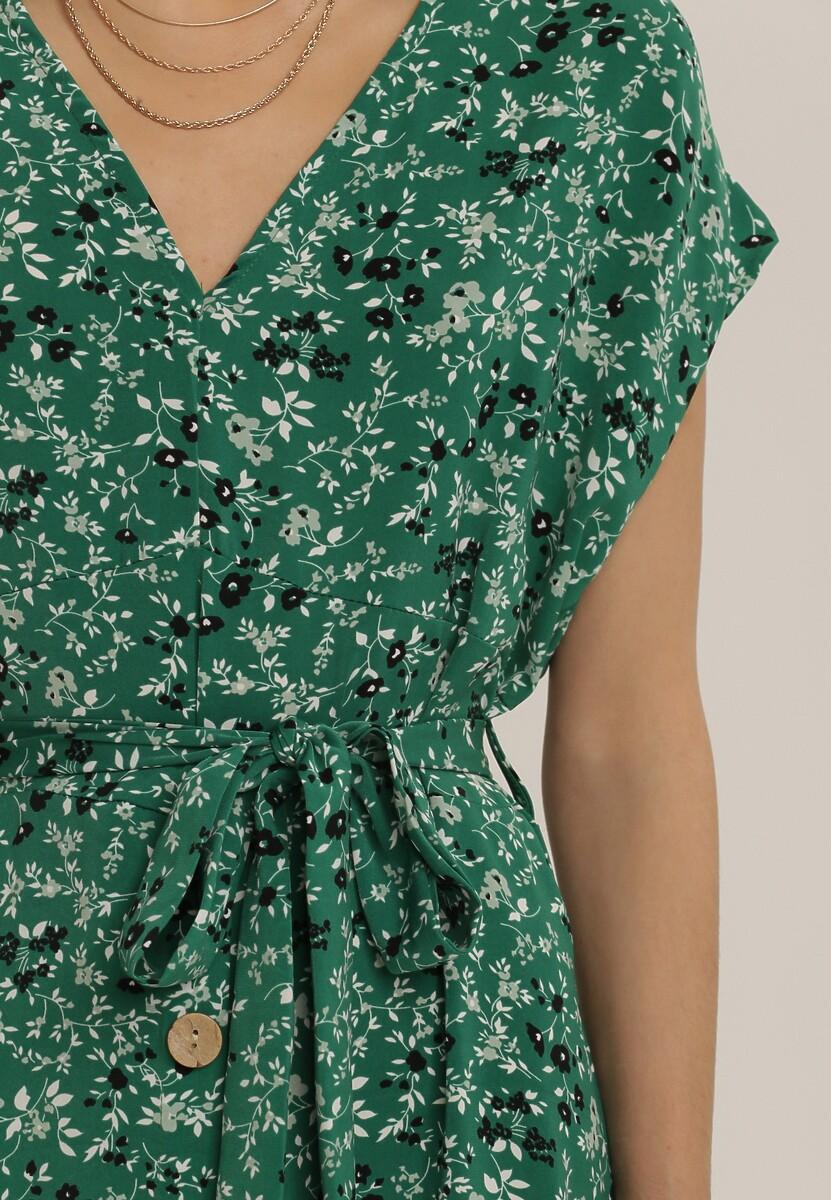 Zielona Sukienka Ohirriane
