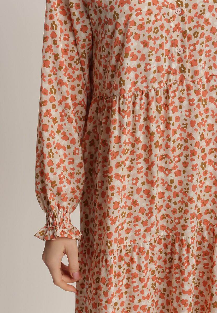 Jasnoróżowa Sukienka Ryrtora
