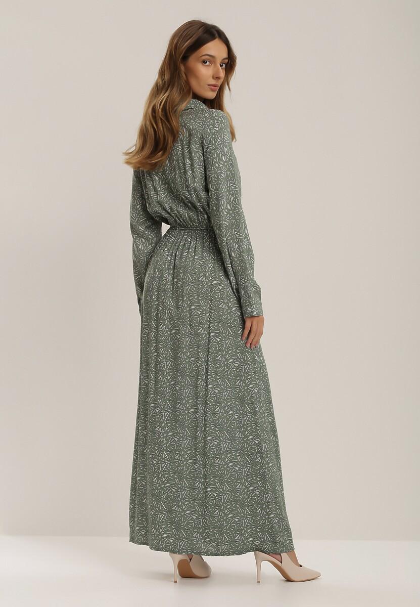 Zielona Sukienka Synagenia