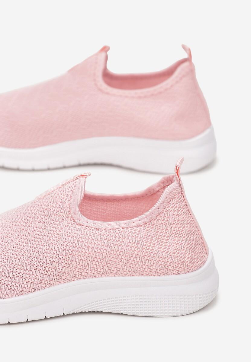 Różowe Buty Sportowe Amysine