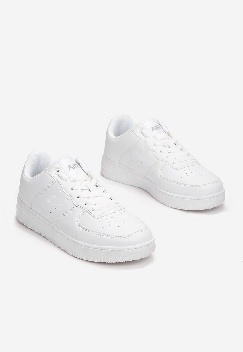 Białe Buty Sportowe Coreadenah