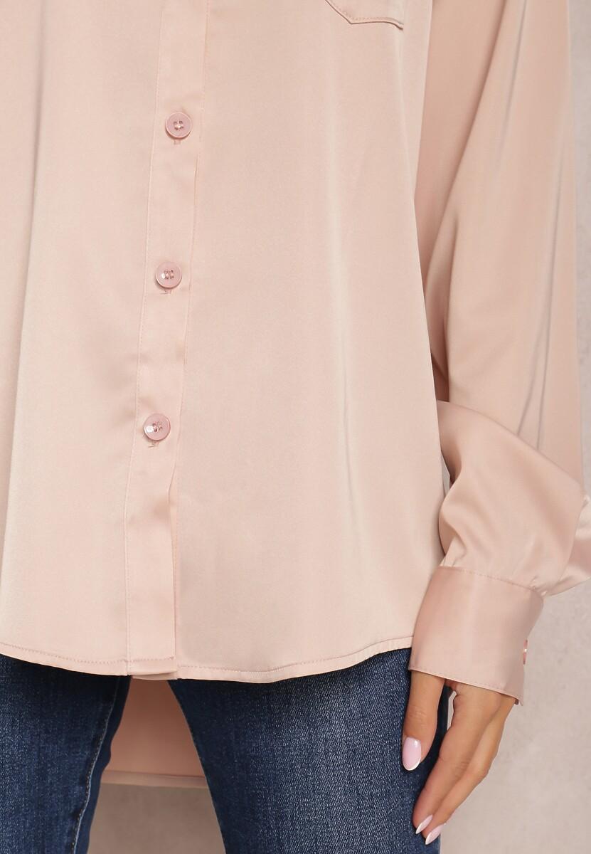 Różowa Koszula Adradelia
