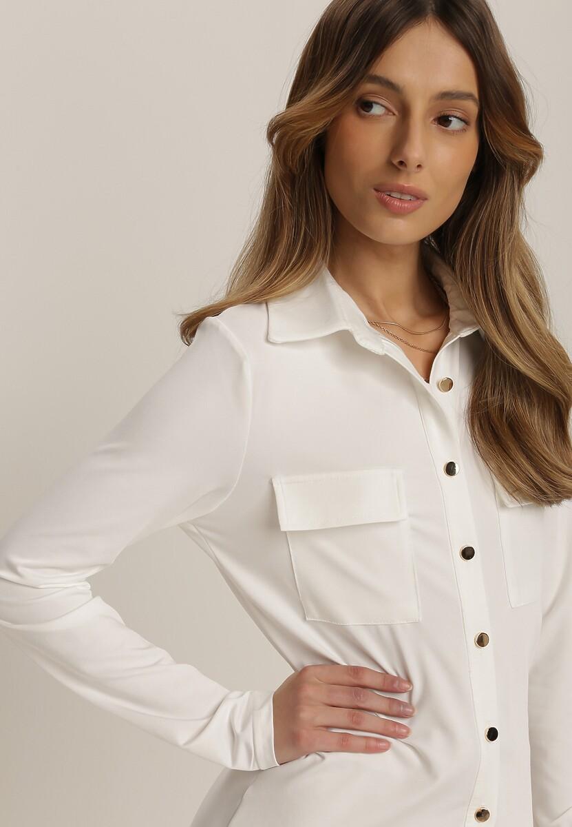 Biała Koszula Aquivien