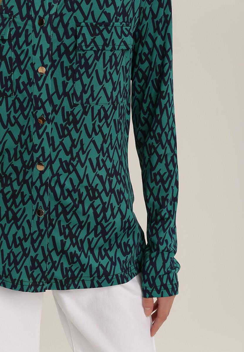 Zielona Koszula Piliana