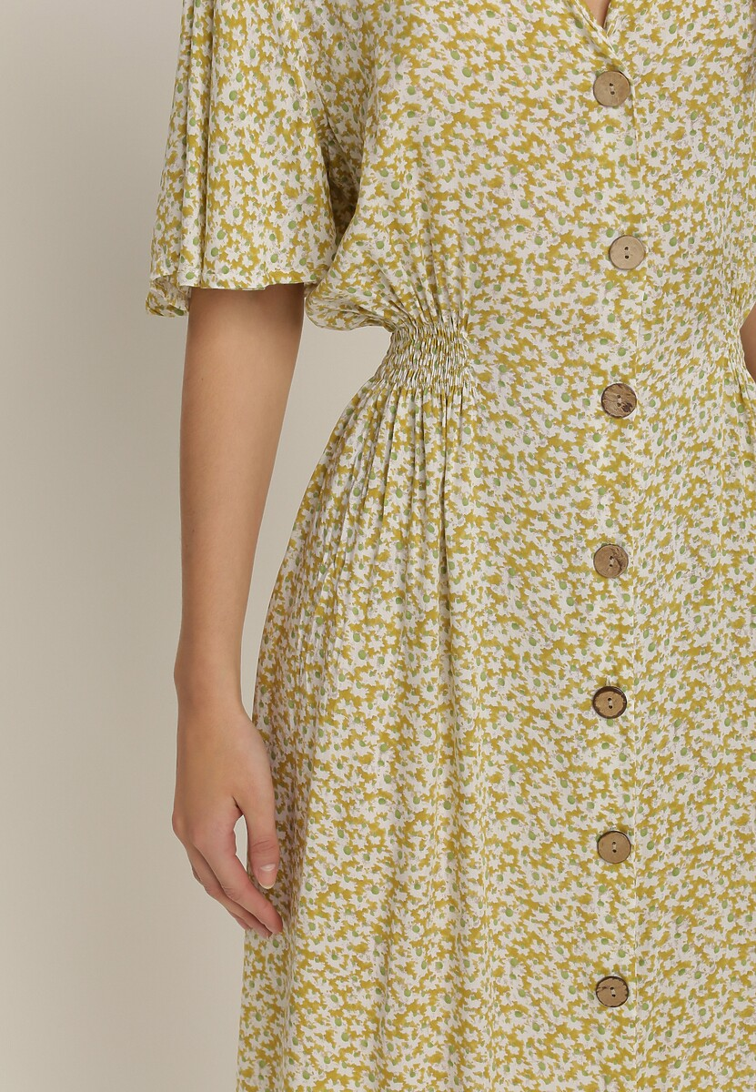 Jasnozielona Sukienka Lairea