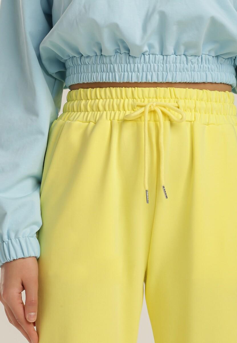 Żółte Spodnie Doriashell