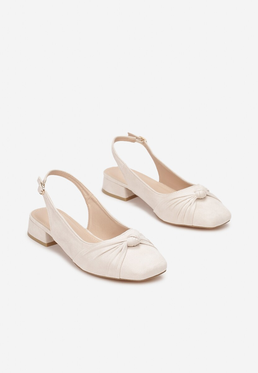 Beżowe Sandały Jennilin