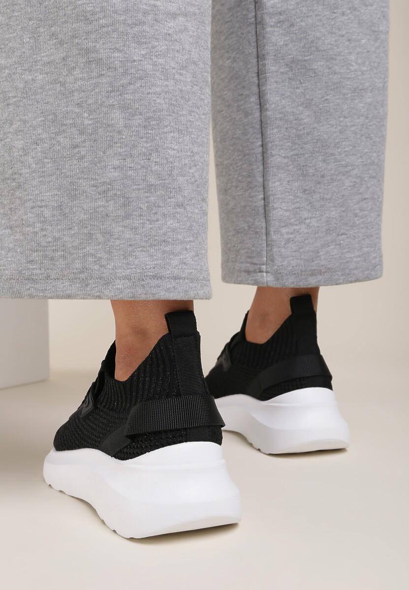Czarne Buty Sportowe Phalitiax