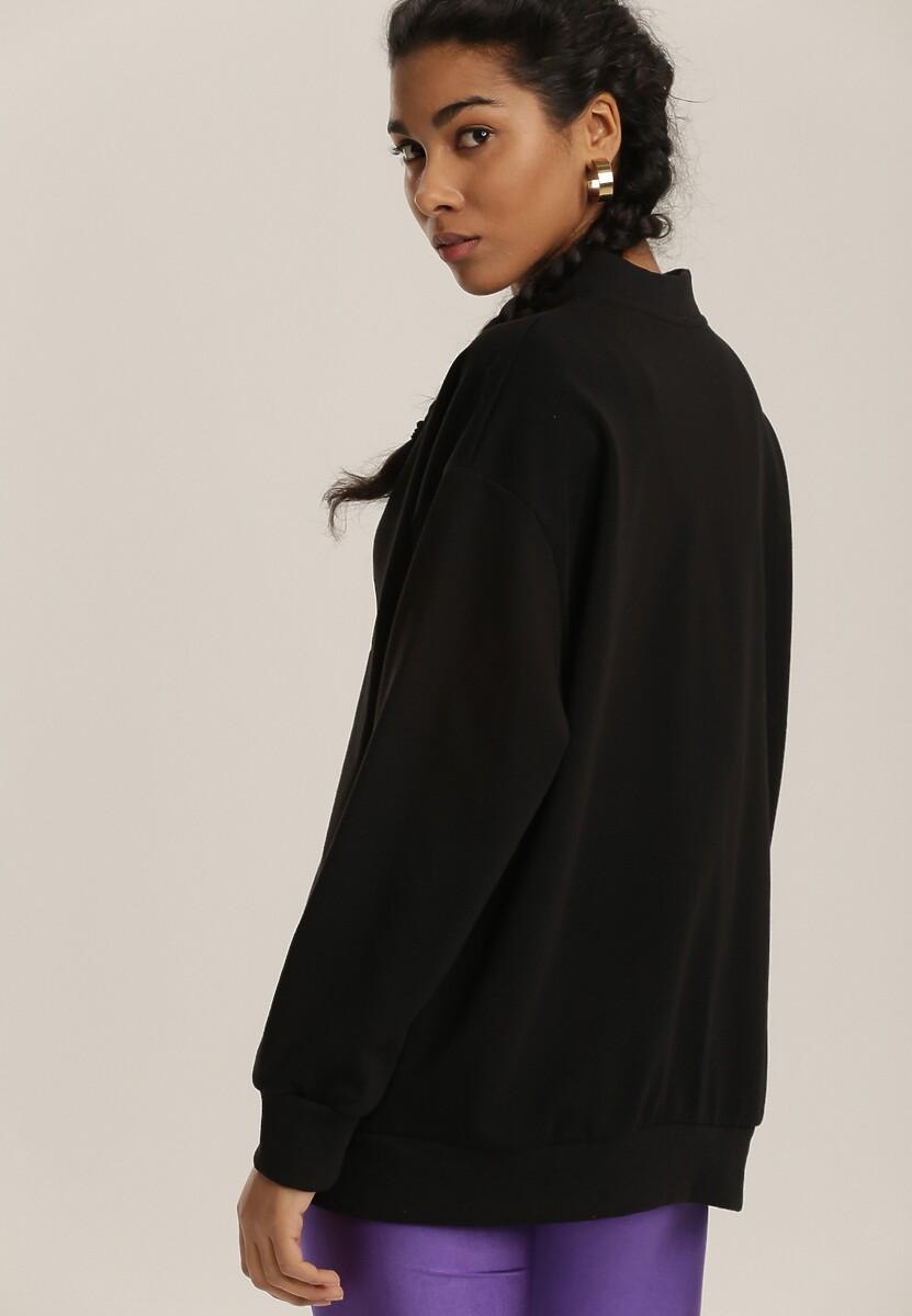 Czarna Bluza Nephelane