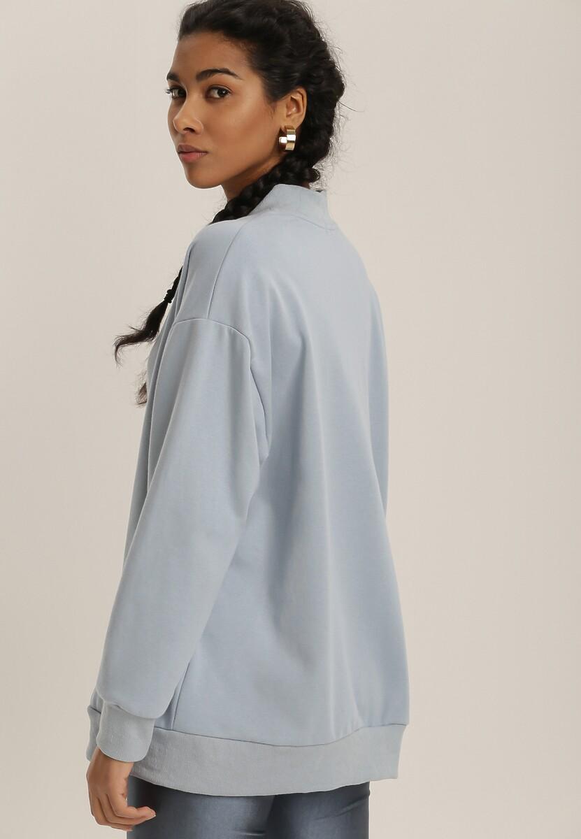 Jasnoniebieska Bluza Nephelane