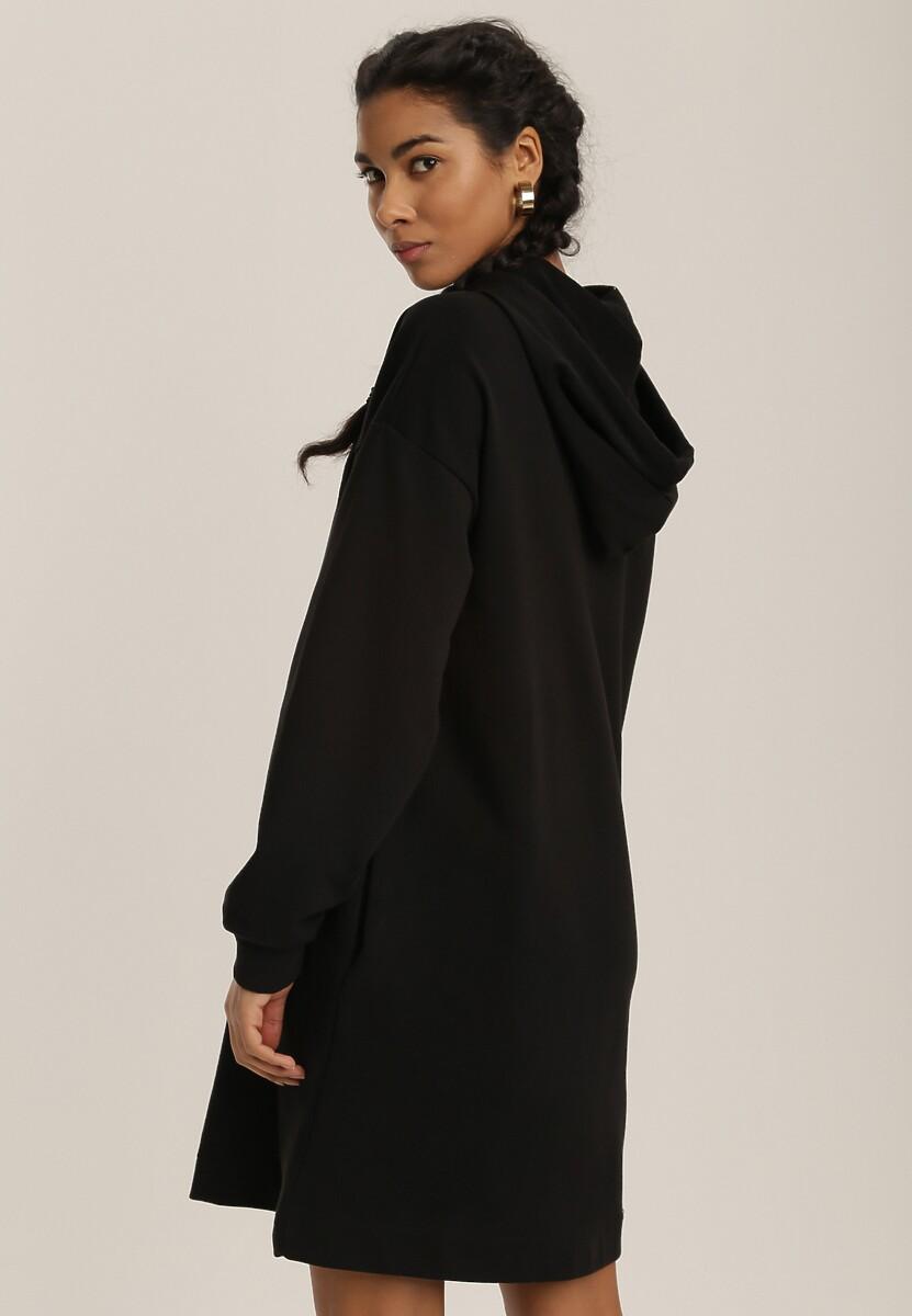 Czarna Sukienka Winnara