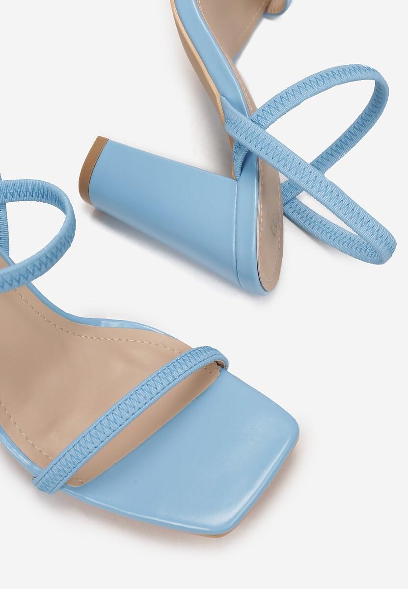 Niebieskie Sandały Merirenna