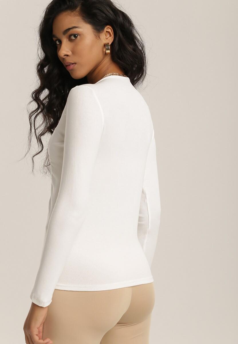 Biała Bluzka Callimenis