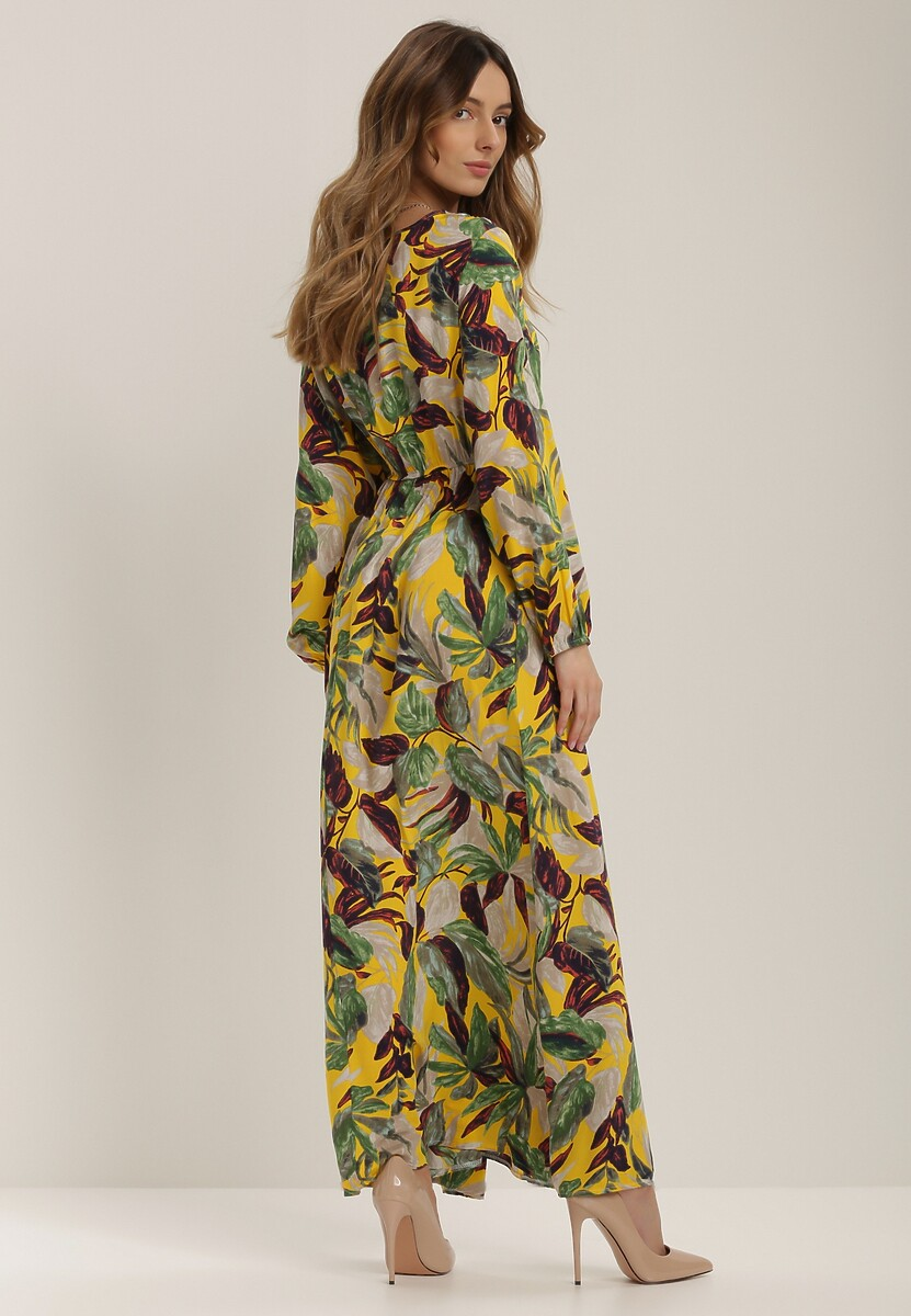 Żółta Sukienka Sererith
