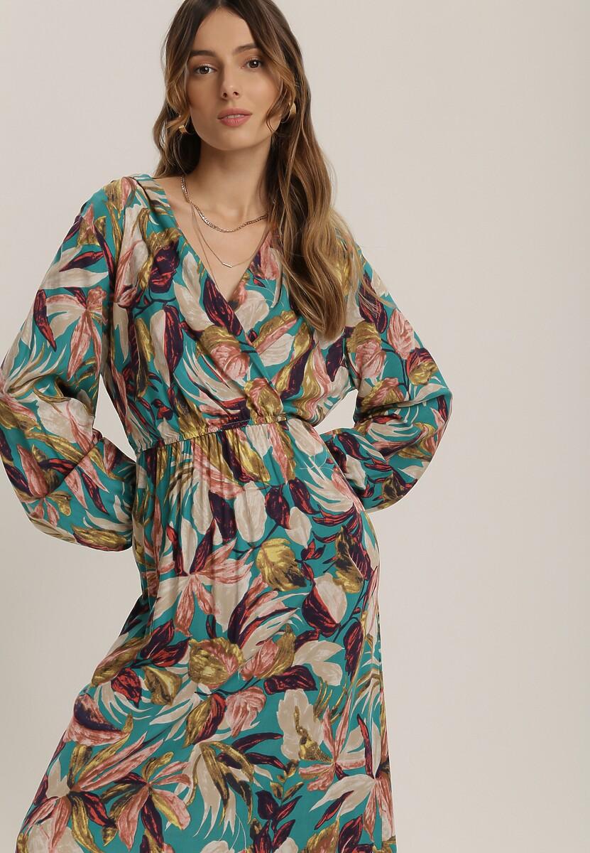 Jasnoniebieska Sukienka Sererith