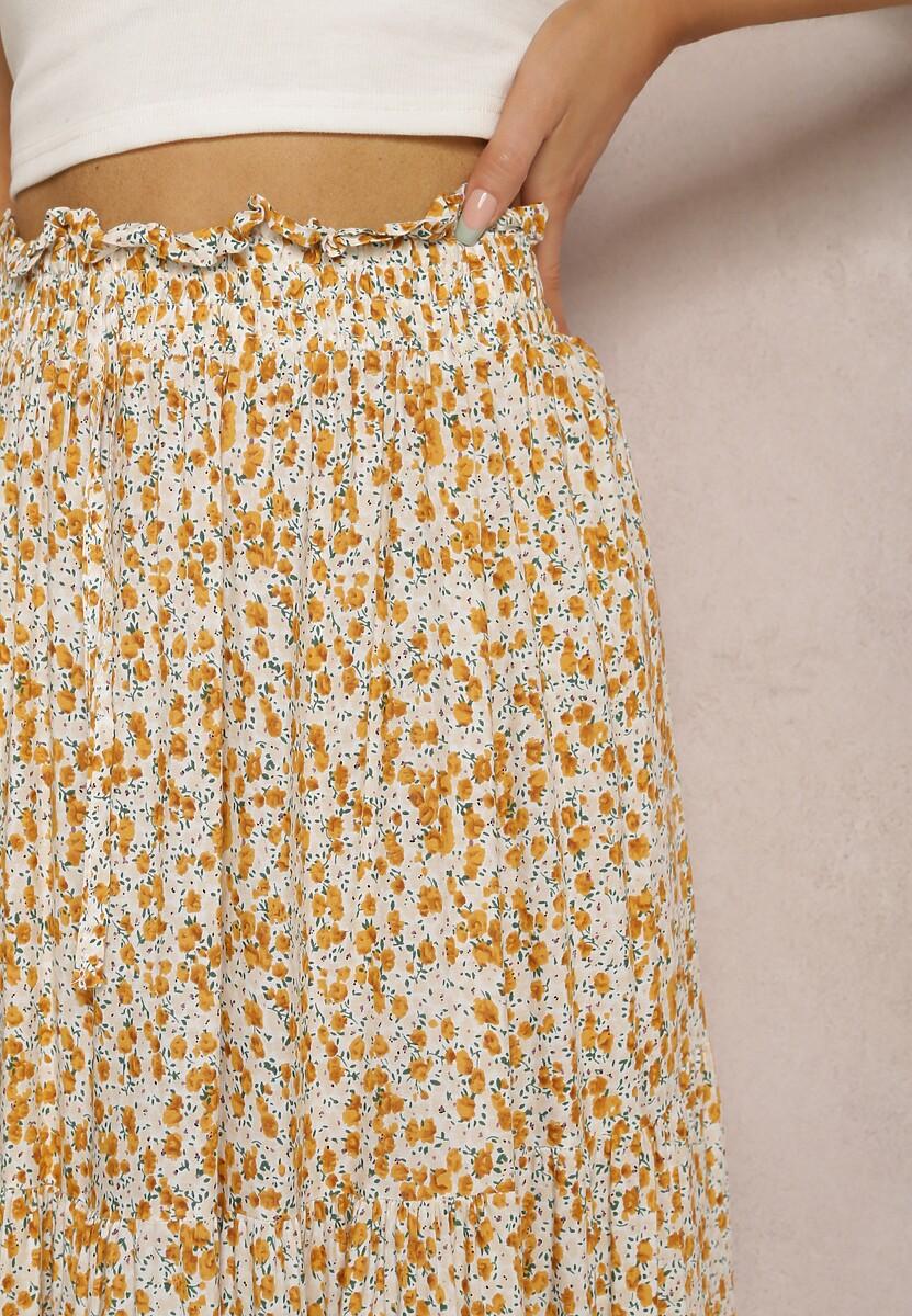 Żółta Spódnica Malinilla