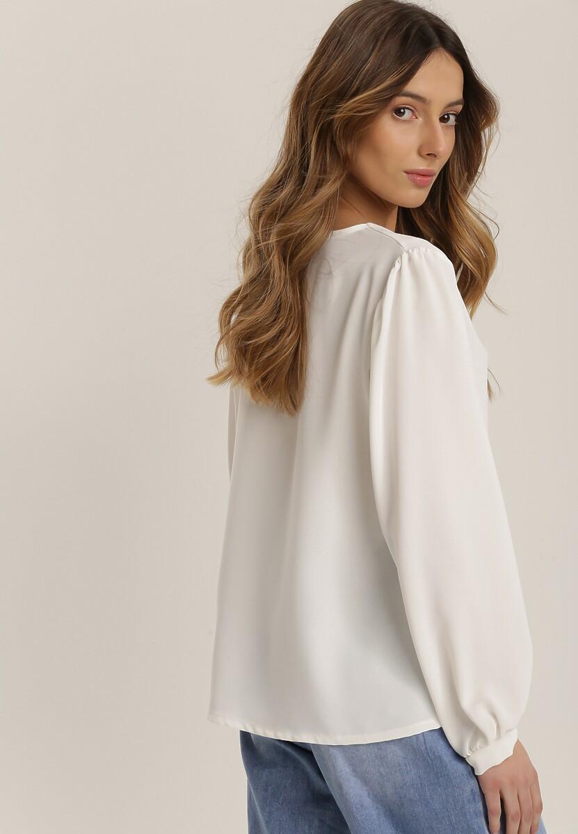 Biała Bluzka Ilelirea