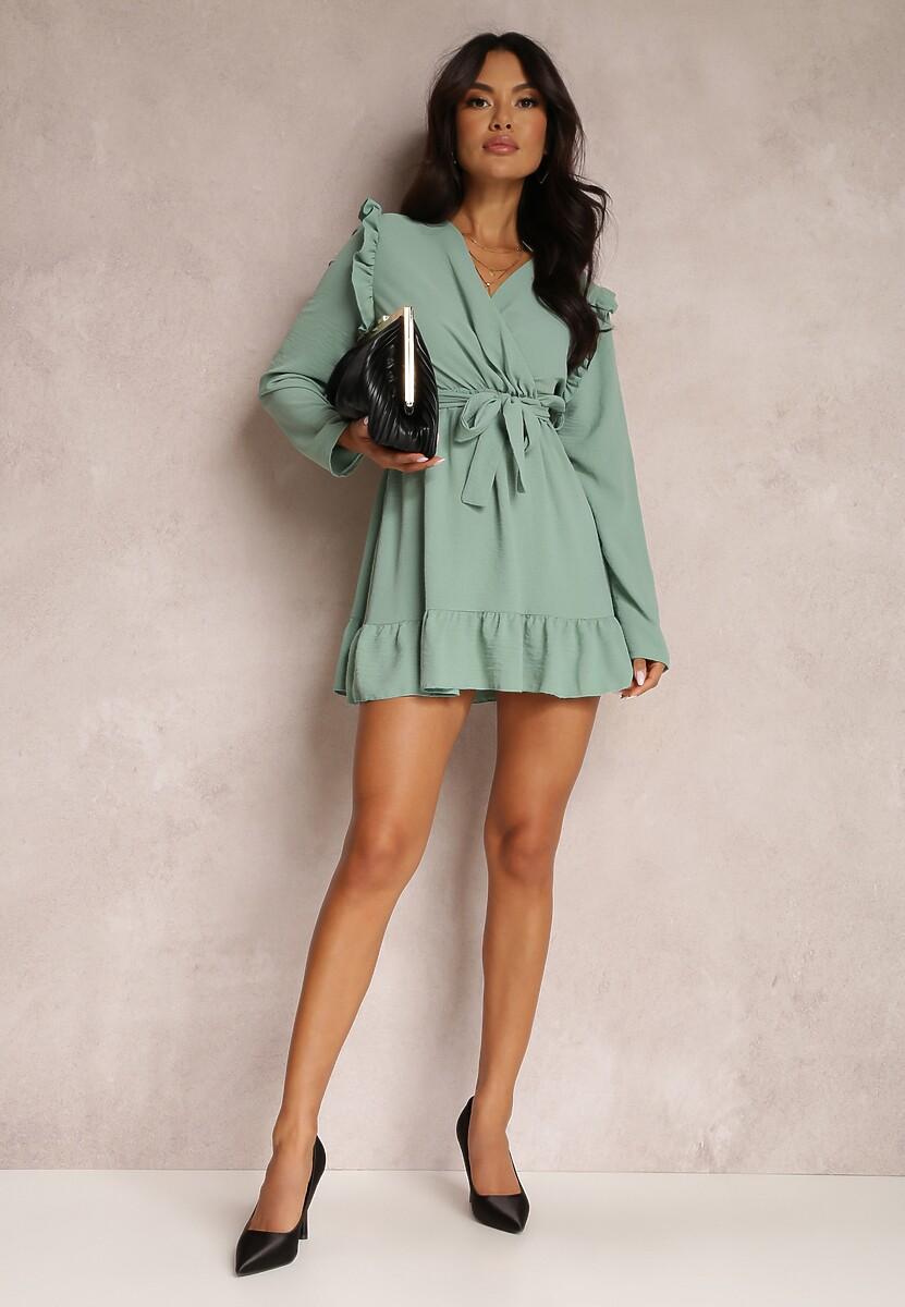 Zielona Sukienka Dalimare