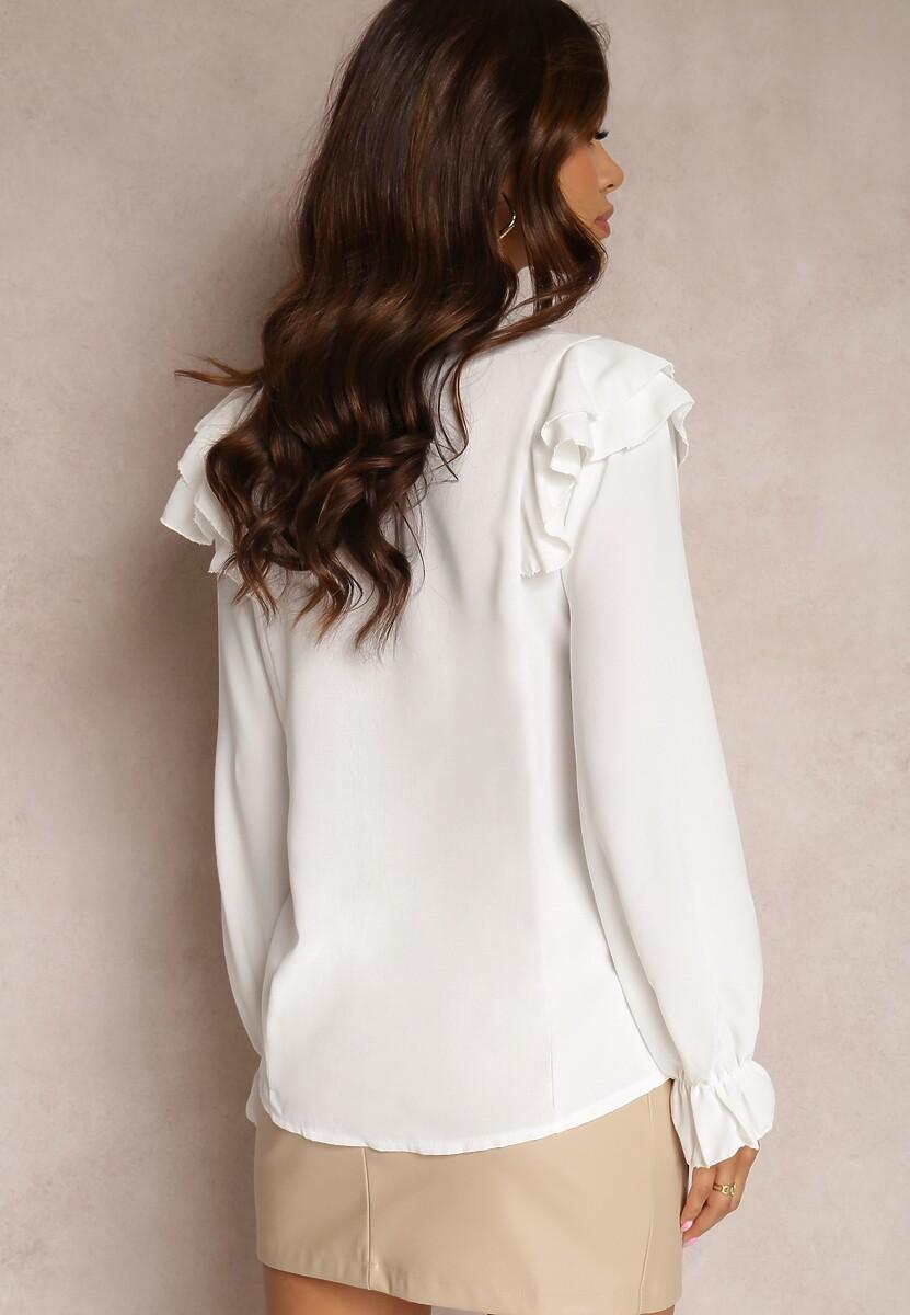 Biała Koszula Aquinelle