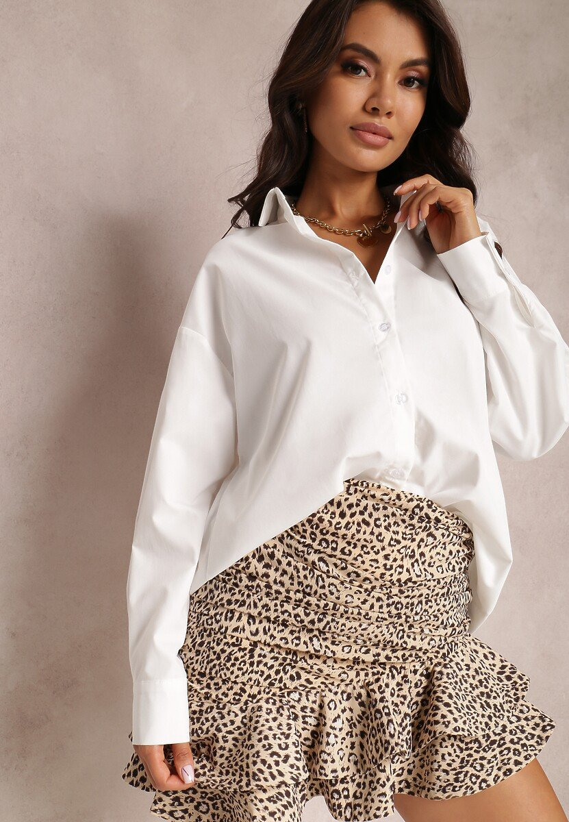 Biała Koszula Nixixa