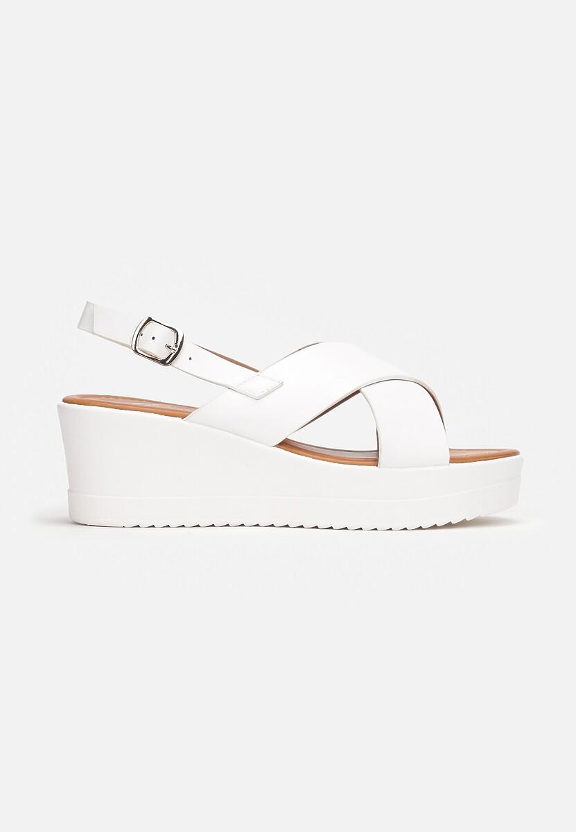 Białe Sandały Rhethosa