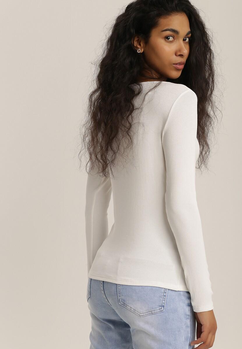 Biała Bluzka Alethiaphe