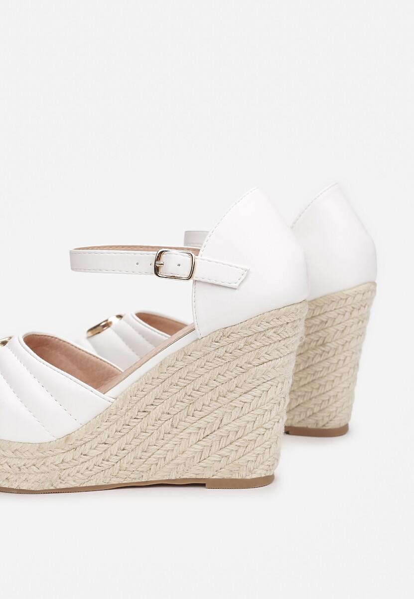 Białe Sandały Arethiphaeia