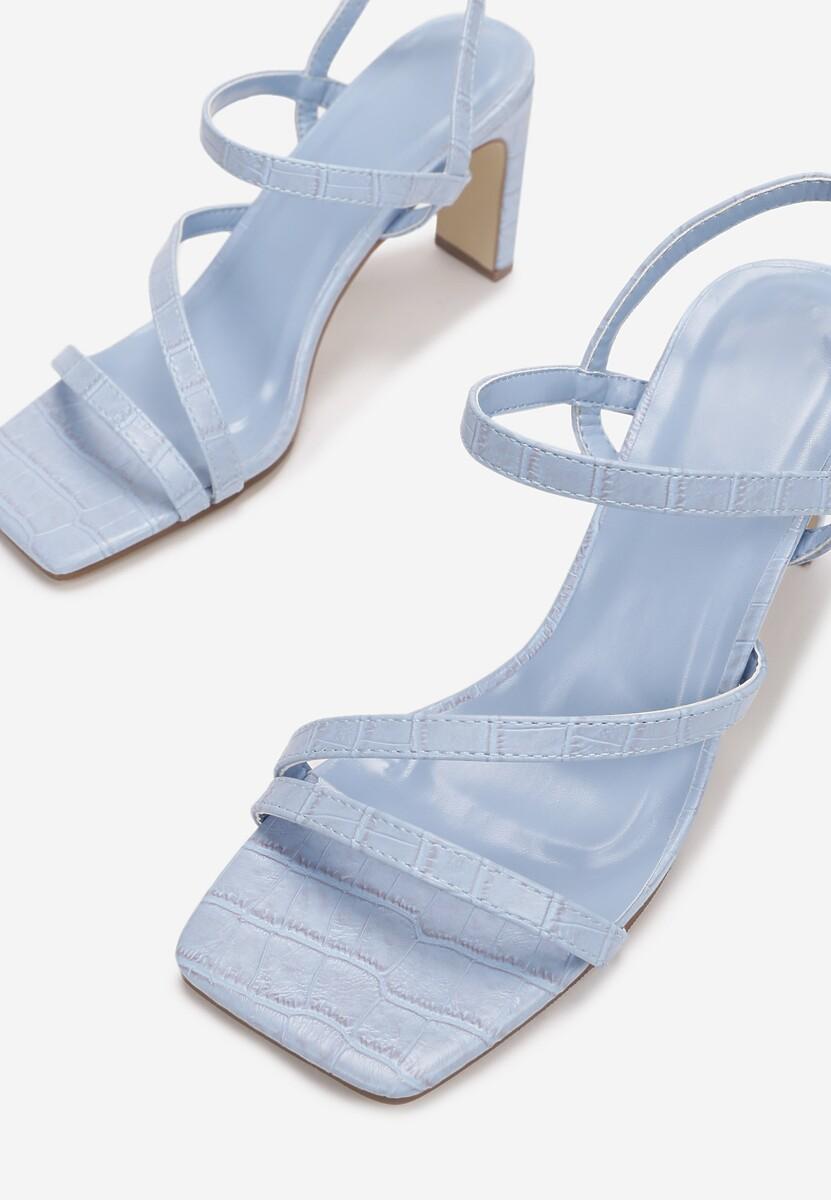 Niebieskie Sandały Prosassea