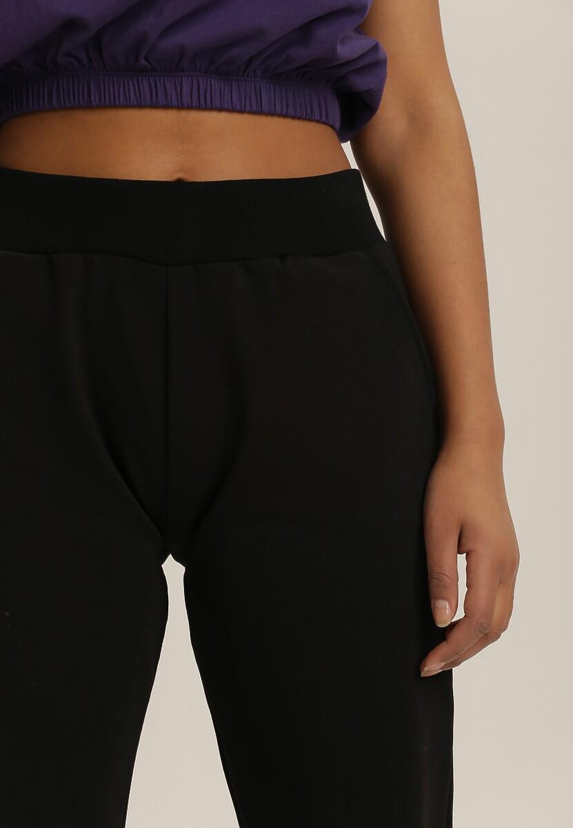 Czarne Spodnie Clyniassi