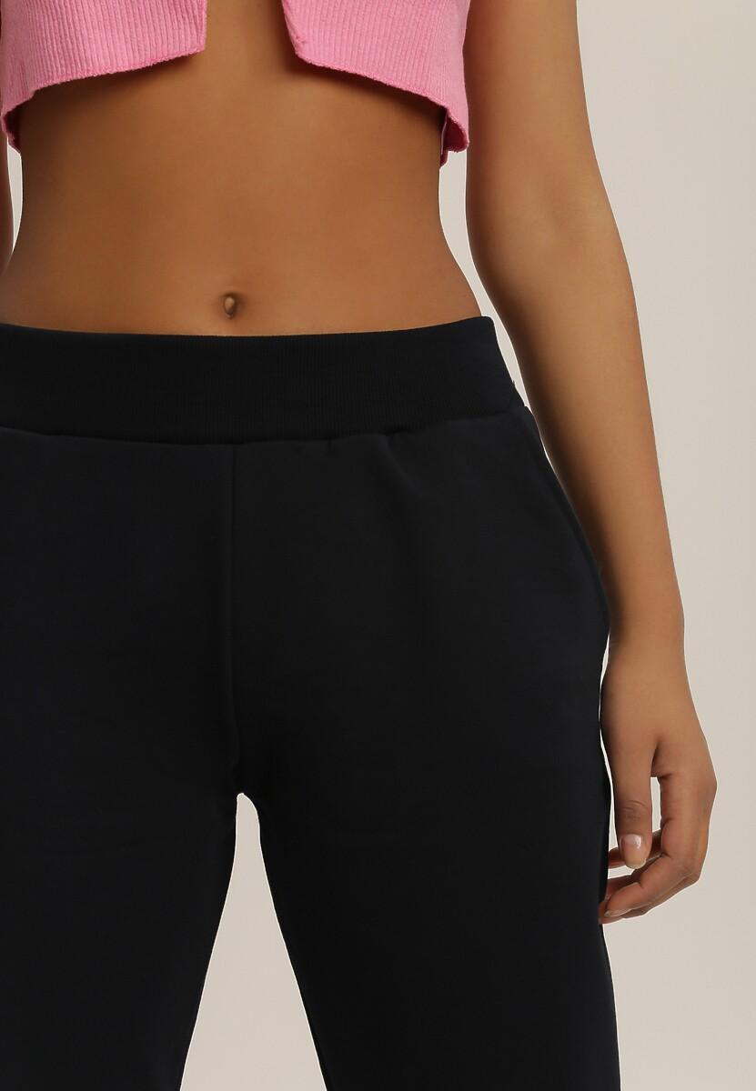 Granatowe Spodnie Clyniassi
