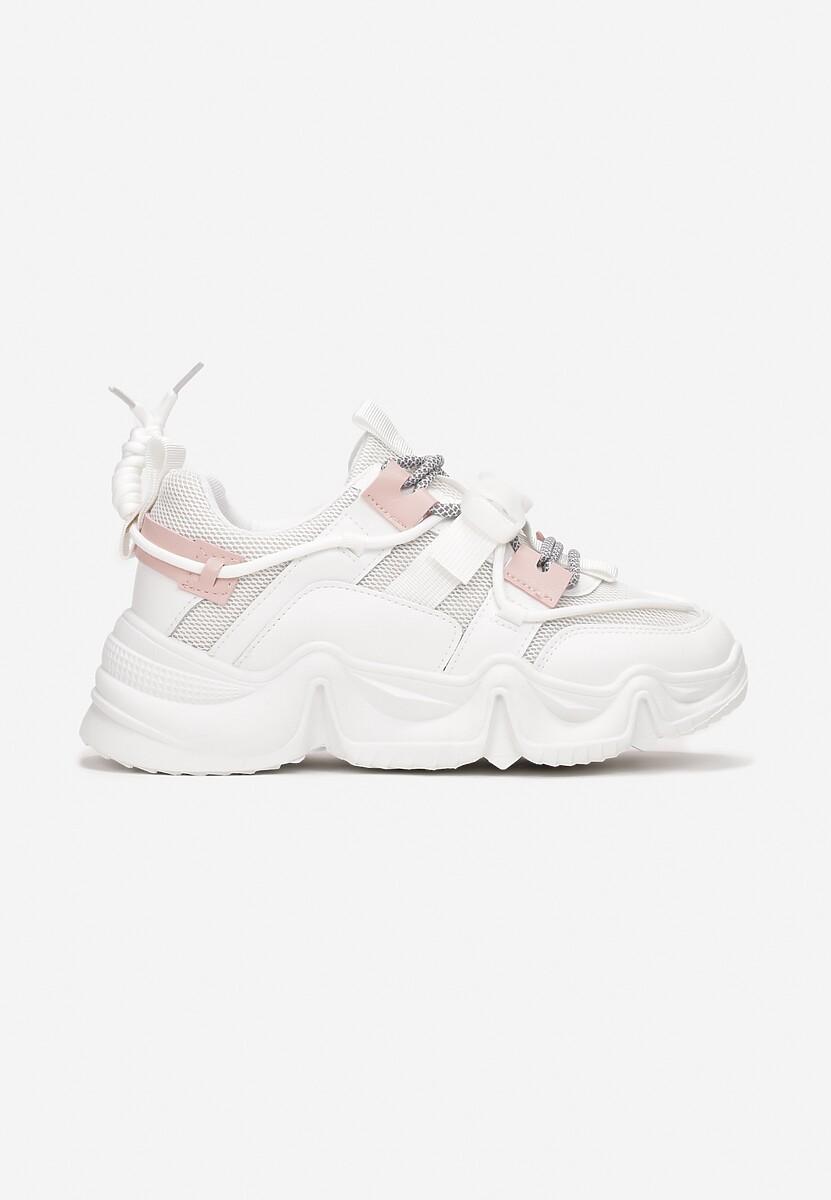 Białe Sneakersy Nysalaira