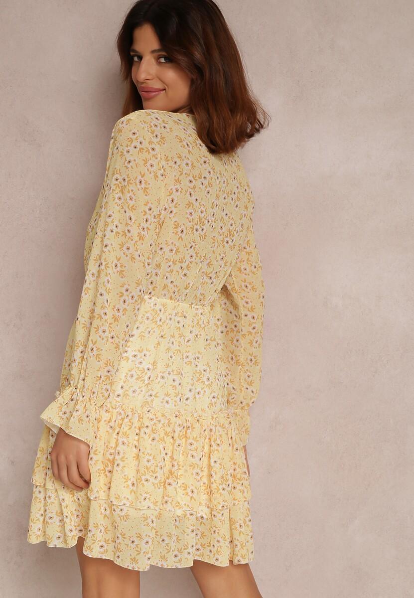 Żółta Sukienka Kyrinda