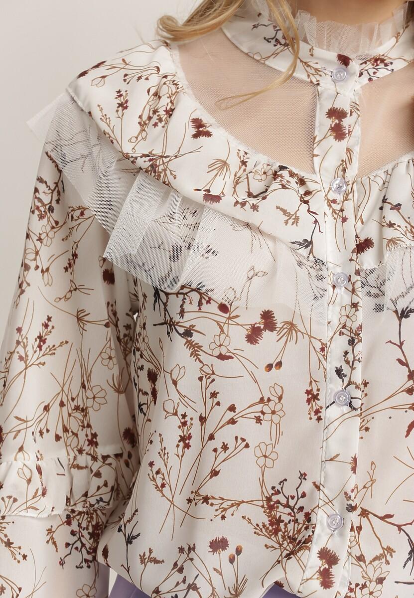Biała Koszula Dorielora