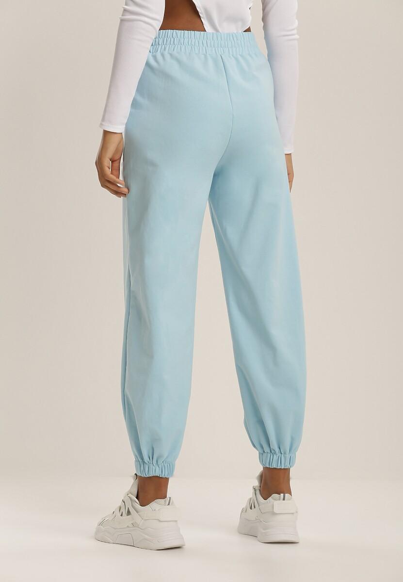 Niebieskie Spodnie Limoliria